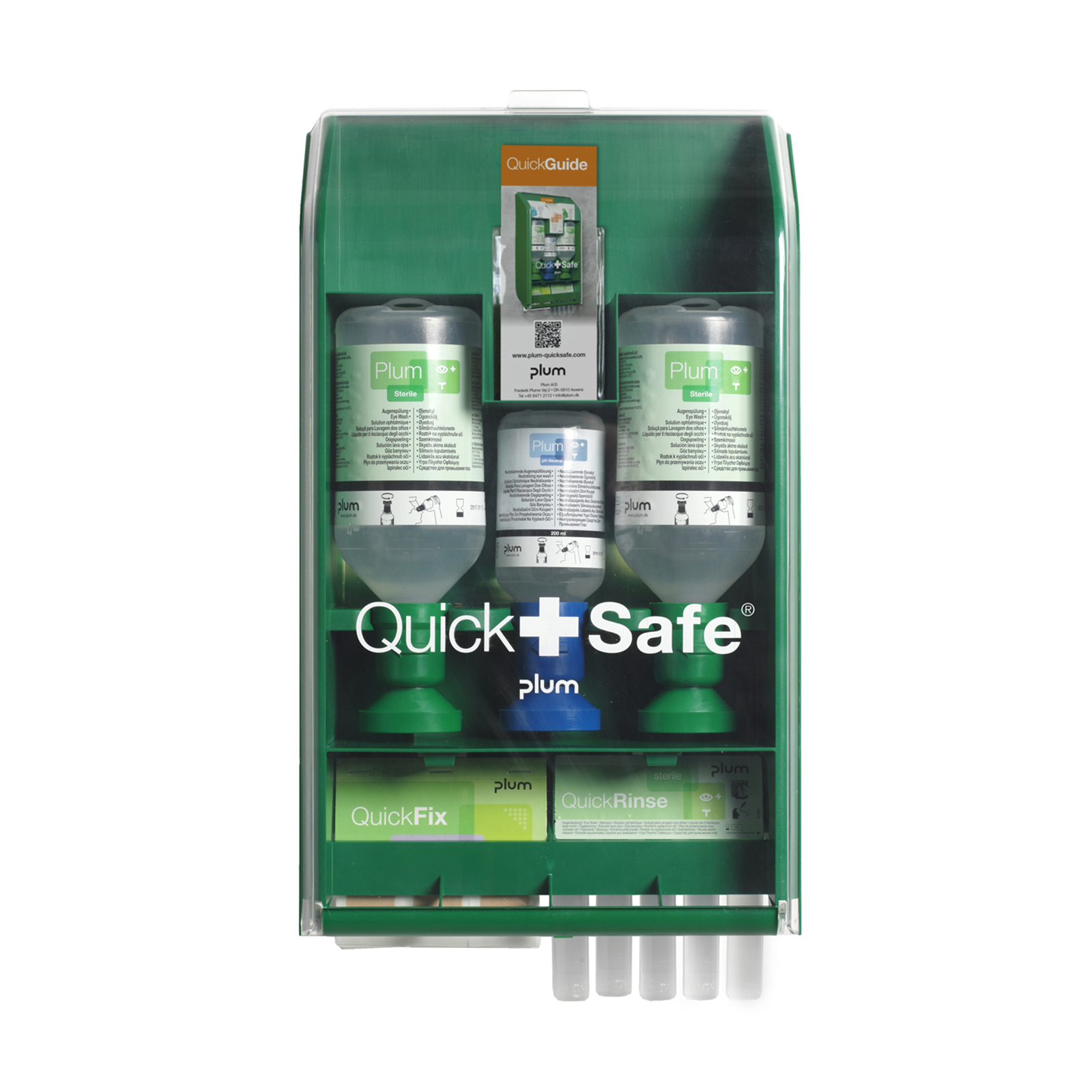 1670230 QuickSafe EHBO Station Basic