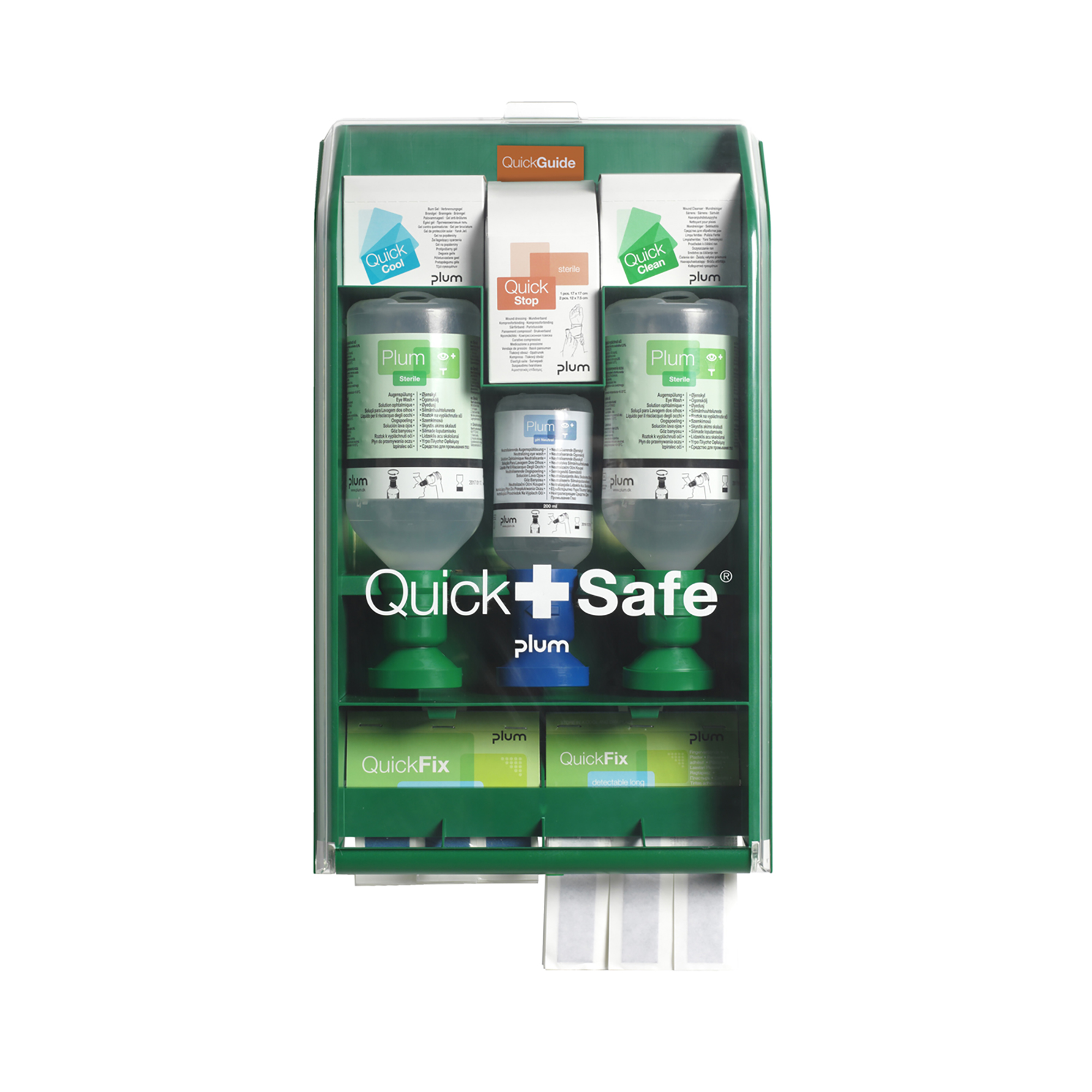 1670245 QuickSafe EHBO Station Voedings Industrie
