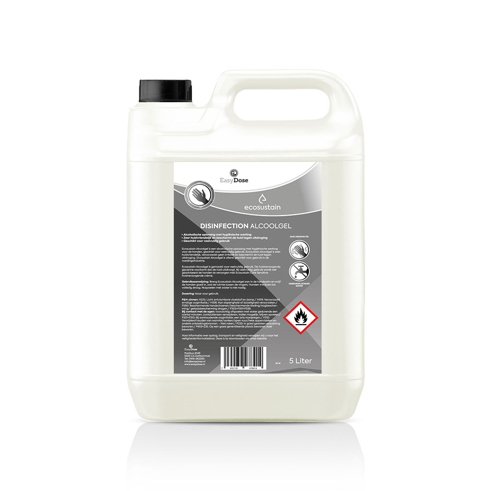 Antibacterial handgel 5 liter can (4)