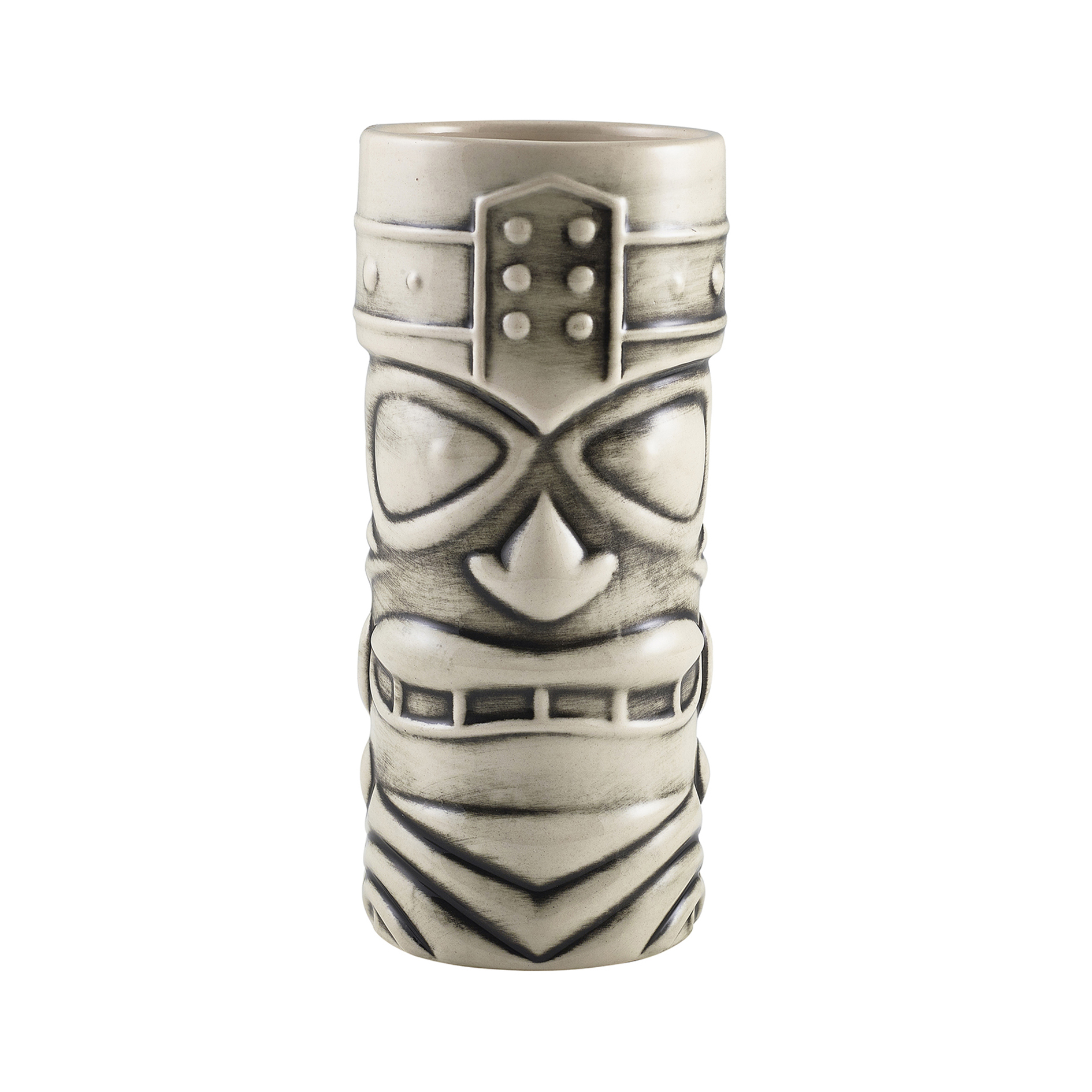 TKM400W Tiki beker wit 400ml